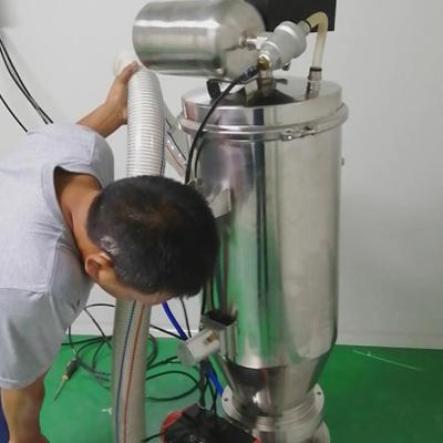 碳酸钙粉真空输送机(重钙)